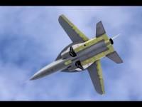В Русия тестват самолет с обратна стреловидност на крилото