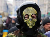 Свалените маски на украинския майдан