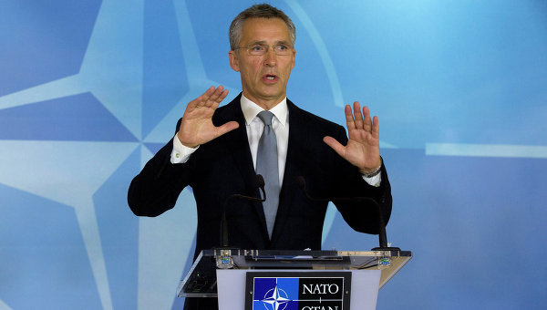 Столтенберг: НАТО ще продължи да увеличава военните си възможности в Черно море