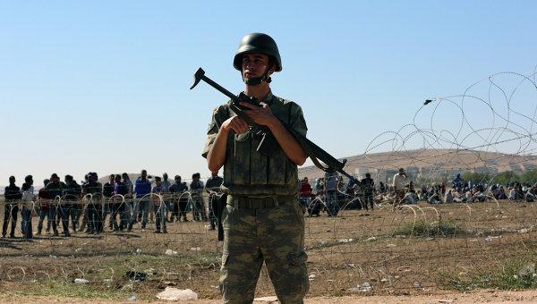 Източник: Турската артилерия прикрива отстъплението на терористите в Сирия