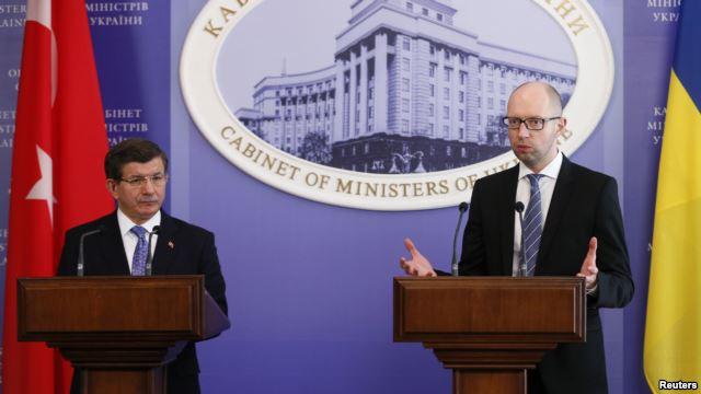 Турция отпуска $50 млн. кредит на Украйна