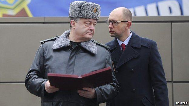Територията Украйна