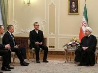 Сергей Шойгу на посещение в Иран
