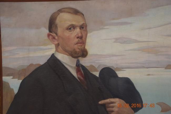 Изложба на Николай Ростовцев