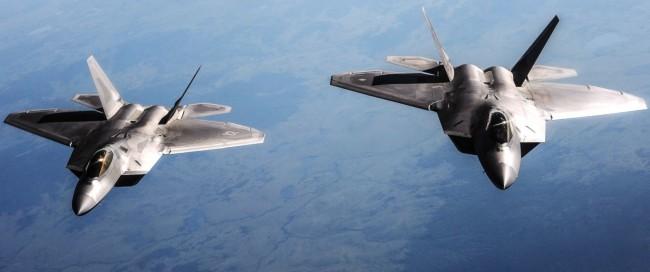 ABC News: Безполезните в Сирия изтребители F-22 струваха на САЩ 400 млн. долара