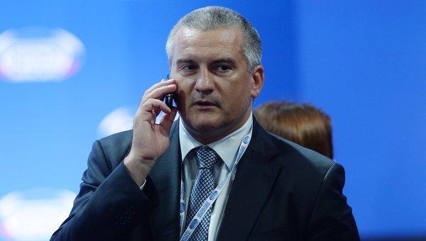 Аксьонов: Никой да не си прави илюзии за военно завземане на Крим