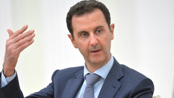Асад: Тероризмът в Сирия се подкрепя от Франция и Великобритания
