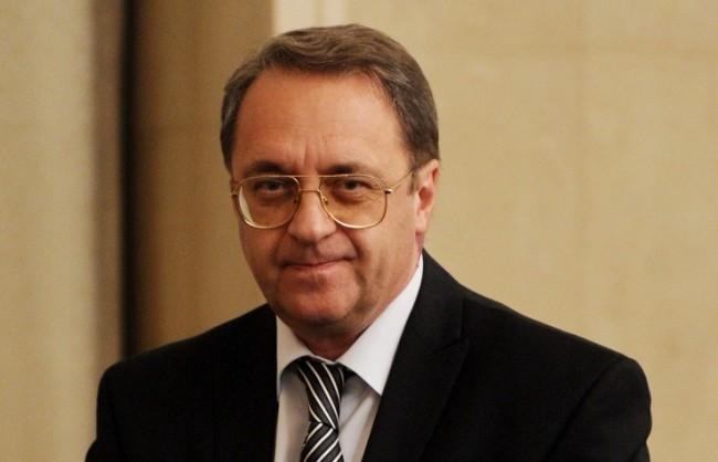 Богданов: Русия като цяло е доволна от сътрудничеството си със САЩ за Сирия