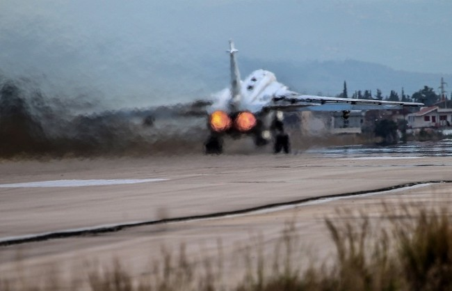 Руските ВКС нанесоха удари по терористите в Сирия