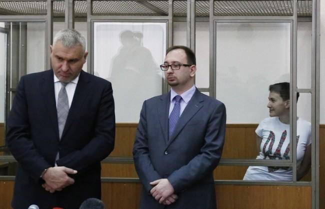 Днес продължава четенето на присъдата на Савченко