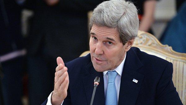 """Кери: """"Презареждането"""" в отношенията между РФ и САЩ донесе полза"""