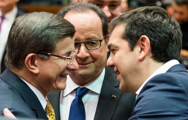 """FT: Европейските лидери """"си продадоха душата"""" заради миграционната сделка с Турция"""