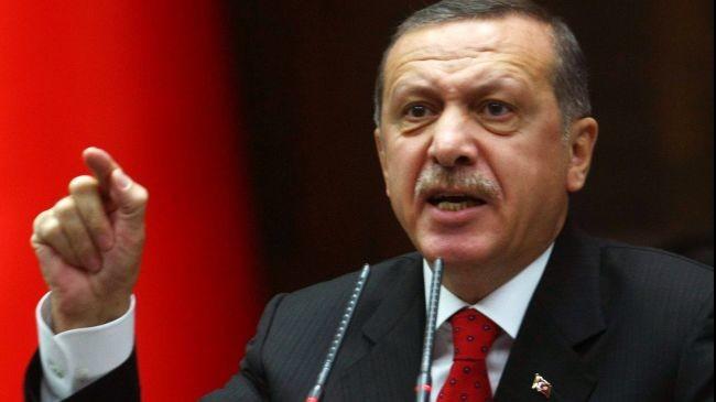 Омилостивяването на Ердоган