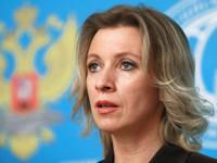 """Захарова се присмя на думите на Хамънд за ВКС и """"побоя над жени"""": Това от личен опит ли е"""