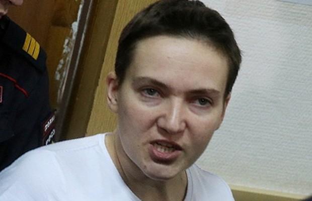 Зверствата на Савченко