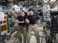 Скот Кели и Михаил Корниенко се върнаха заедно на Земята след 340 дни в орбита
