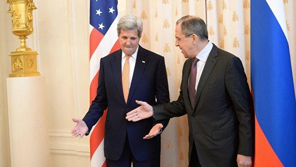 В Москва започна срещата между Лавров и Кери