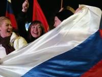 Близо 96 % от руснаците считат Крим за част от Русия