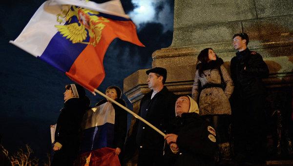 Политолог: Половината от американците дори не знаят какво е това Крим