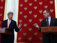Лавров и Кери разказаха за Сирия и Украйна, но премълчаха за съдържанието на куфарчето