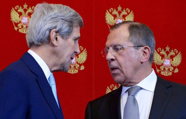 Лавров и Кери дадоха положителна оценка на развитието на примирието в Сирия