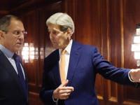 Лавров и Кери обсъдиха задълбочаването на военната координация между РФ и САЩ в Сирия