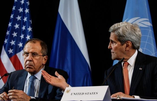 Лавров и Кери обсъдиха процеса на урегулиране на ситуацията в Сирия
