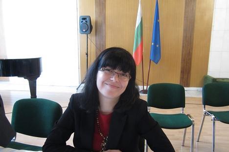 Майя Ломидзе по време на българо-руската кръгла маса в Москва за развитие на туризма. Снимка: Оля Ал-Ахмед