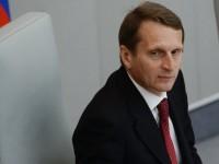 Наришкин: В Европа нараства протестът срещу ТТИП