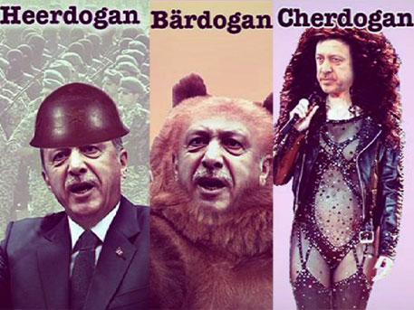 Немски медии се подиграват с Ердоган