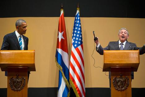 Обама в Куба: Какво значи визитата за Русия?
