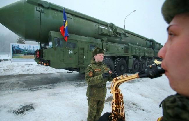 Пет полка на РВСН ще получат 20 междуконтинентални балистични ракети през 2016