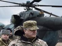 Порошенко обеща на Донбас мир и възстановяване на инфраструктурата