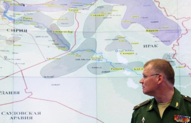 МО на РФ: Примирието в Сирия като цяло се спазва