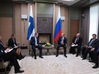 Путин: Русия и Финландия се договориха да въведат временни ограничения на границата
