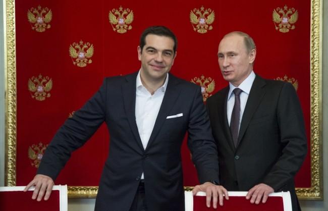 Путин и Ципрас обсъдиха по телефона сирийската криза