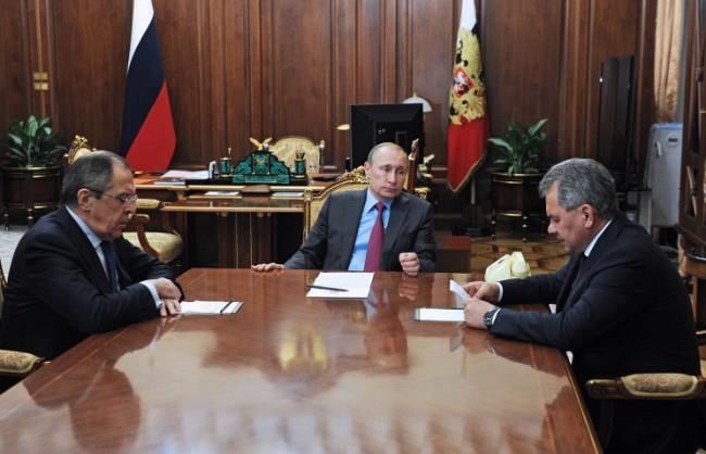 Путин нареди от 15 март да започне изтеглянето на основните сили на РФ от Сирия