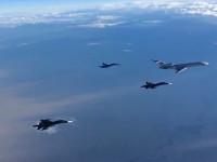Първите Су-34, завръщащи се от Сирия, се приземиха край Воронеж
