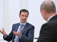 Песков: Решението на Русия за изтегляне на войските от Сирия не означава, че Москва е недоволна от позицията на Асад