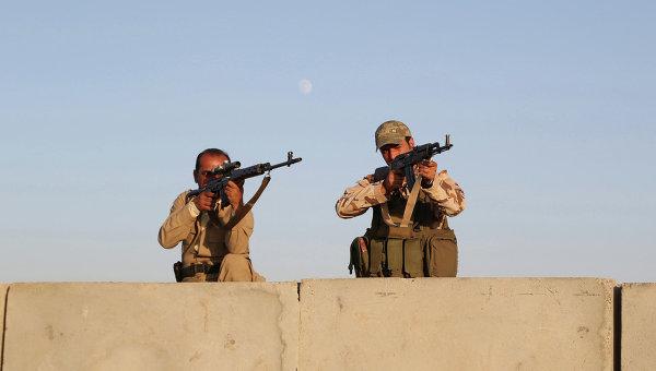 Русия достави зенитни установки на иракските кюрди