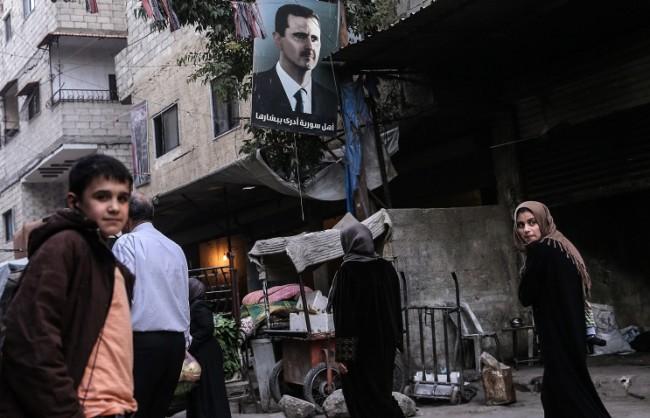 Песков: Русия и САЩ не са се договаряли за съдбата на Асад