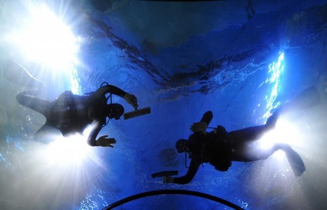 Руснаци поставят рекорди по гмуркане под лед