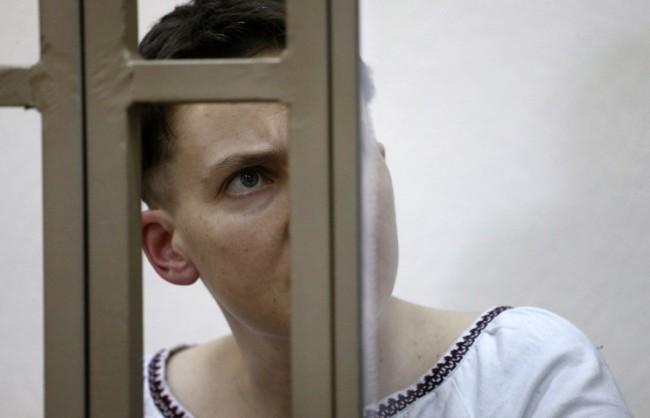 Захарова: Делото срещу Савченко ще бъде доведено до край