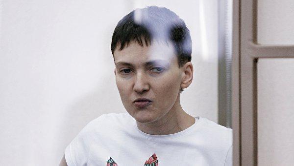 Савченко прекрати гладната си стачка