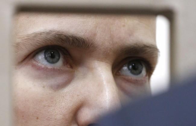Савченко не признава присъдата на руския съд