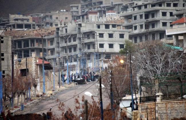 Как се стигна до примирието в Сирия