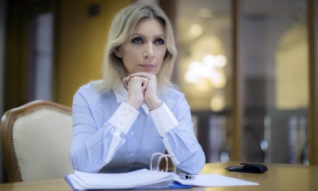 Мария Захарова: Срещу Русия има информационна агресия