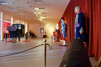Сръбски музей се сдоби с восъчна фигура на Путин
