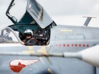 Първото звено руски бомбардировачи Су-24М от Сирия кацна на летището край Челябинск