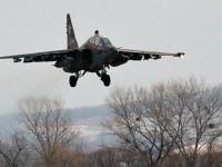 Руски Су-25 се разби в Приморски край